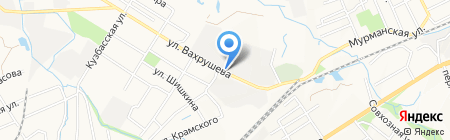 Полипласт-УралСиб на карте Артёма