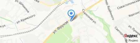 Ван на карте Артёма