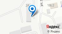 Компания Авторай25 на карте