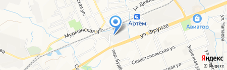 Автоимпорт на карте Артёма