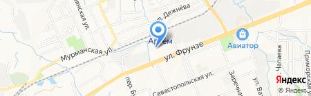 Ультрасервис на карте Артёма