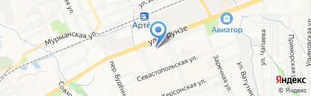 Банкомат Дальневосточный банк на карте Артёма