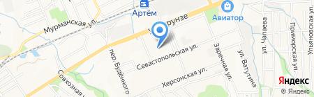 Детский сад №34 на карте Артёма