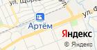 Аран на карте