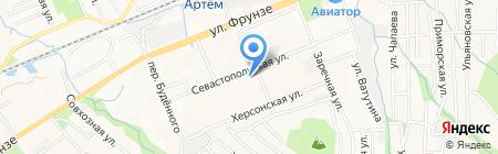 Детский сад №26 на карте Артёма
