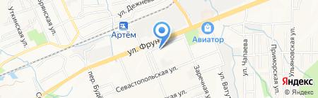 Салон штор на карте Артёма