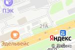Схема проезда до компании Пилот в Артёме