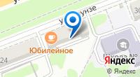 Компания Ростра на карте