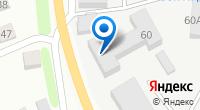 Компания Теплоблок25 на карте