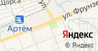 Отделение почтовой связи №6 на карте