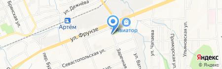 Любимая аптека на карте Артёма