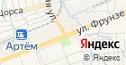 Ава-Трак на карте