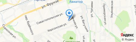 ГосЗнак на карте Артёма