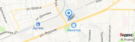 Арт-Имидж на карте Артёма