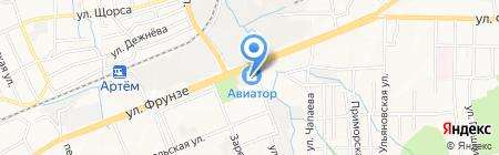 TRANDY на карте Артёма