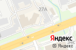 Схема проезда до компании РУБИН в Артёме