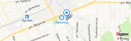 Импульс на карте Артёма