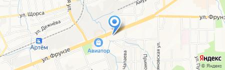 Фотон-секьюрити на карте Артёма