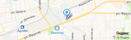 Омега-Сервис на карте Артёма
