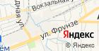 Перестрой-КА ДВ на карте