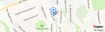 Радомир на карте Артёма