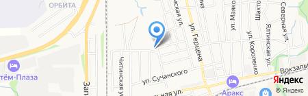 Tuning25 на карте Артёма