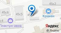 Компания БаКкаРа на карте