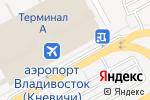 Схема проезда до компании Банкомат, Росбанк, ПАО в Артёме