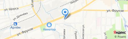 Пивная лавка на карте Артёма