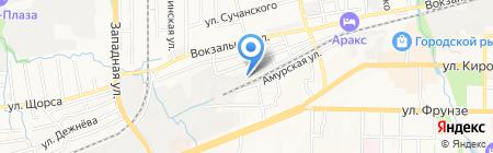 Связьмонтажэнерго на карте Артёма