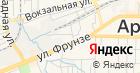 Монастырёв.рф на карте