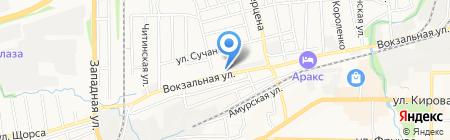 Багетная мастерская на карте Артёма