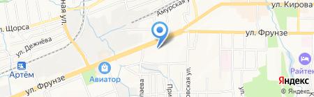 Мастер Билл на карте Артёма