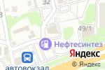 Схема проезда до компании Тихоокеанская коллегия адвокатов Приморского края в Артёме