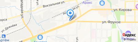 Belinda на карте Артёма