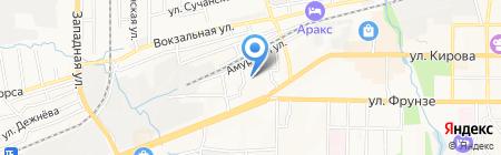 Монолит Секьюрити на карте Артёма