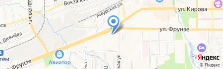 Марлен на карте Артёма