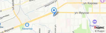 Роспечать на карте Артёма