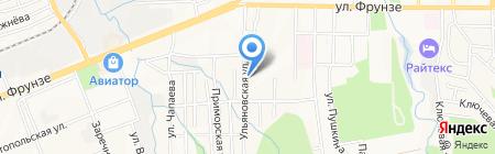 Шам на карте Артёма
