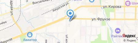 РОЗА ДВ на карте Артёма