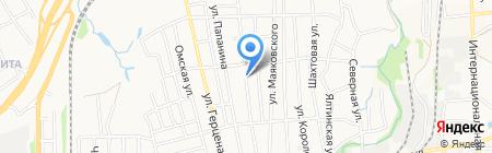 СГА на карте Артёма