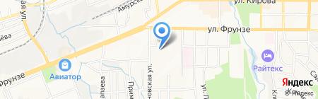 Улыбка на карте Артёма