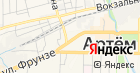 Офис-салон швейного производства на карте