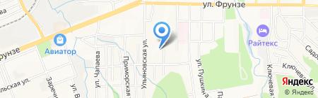 Vivat на карте Артёма