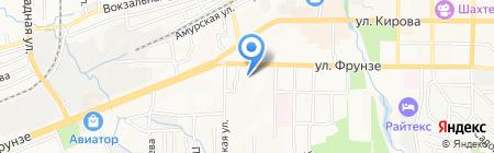 Россия на карте Артёма