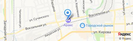 Эльф на карте Артёма