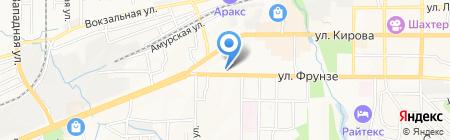 Золотой ключик на карте Артёма