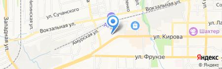 Примтеплоэнерго на карте Артёма