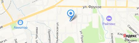 ИФНС Межрайонная инспекция Федеральной налоговой службы России №10 по Приморскому краю на карте Артёма