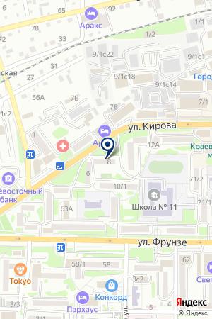 Зубная Фея на карте Артёма